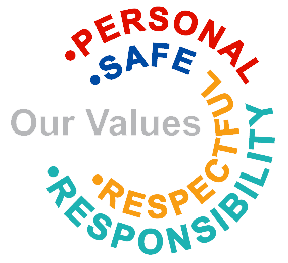 Our values logo